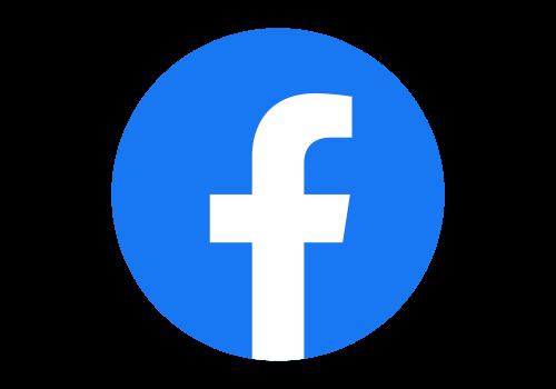 Facebook logo 500x350
